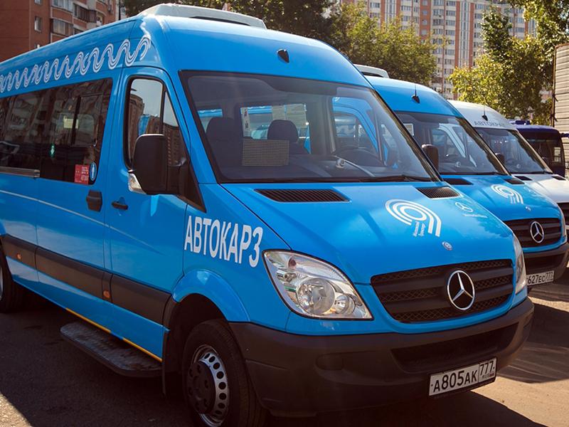 Маршрутное такси маршруты москвы