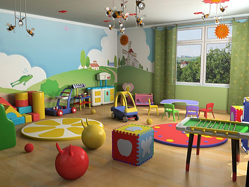 """Конкурс """"детские сады детям"""" проект сенсорно-игровой комнаты."""