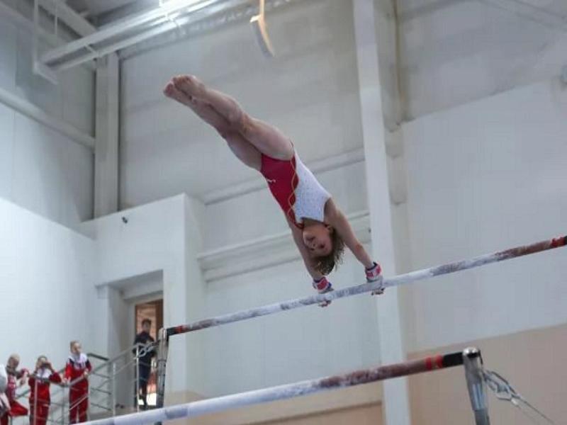Спортсмены из ЮЗАО выступили на соревнованиях по спортивной гимнастике в Белгороде